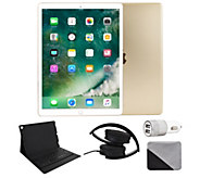 Apple iPad Pro 12.9 256GB Wi-Fi & 4G with Accessories - Gold - E293092