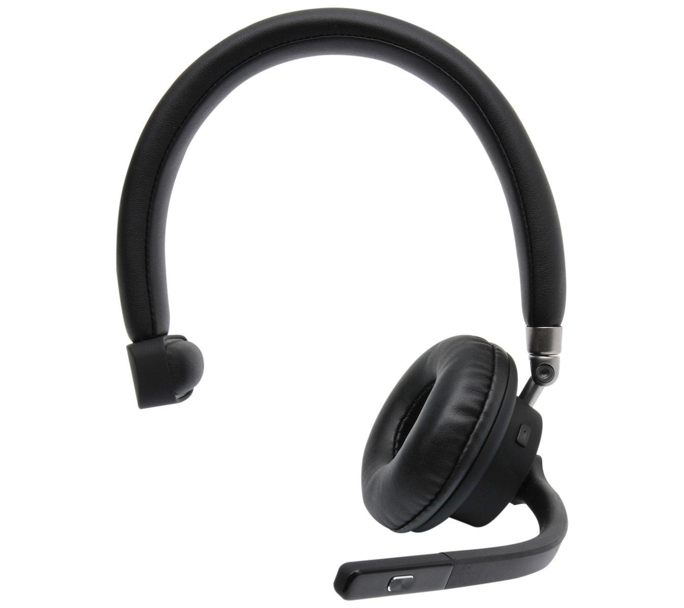 6ea71d820d0 RoadKing Premium Noise-Canceling Bluetooth 66'Headset — QVC.com