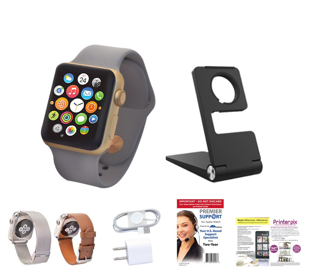 Apple Watch Series 1 38mm Or 42mm W Tech Support Accessories