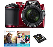 Nikon Coolpix B500 Digital Camera with 40X Optical Zoom - E290693