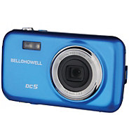 BELL HOWELL 5.0 Megapixel Fun Flix Kids DigitalCamera - E296393