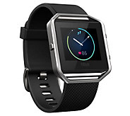 Fitbit Blaze Smart Fitness Watch with Heart Rate Monitor - E232194