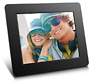 Aluratek 8 Hi-Res Digital Photo Frame - E282994