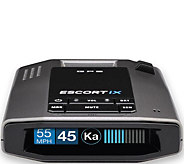 Escort IX Long-Range Radar Detector with TravelCase - E291194