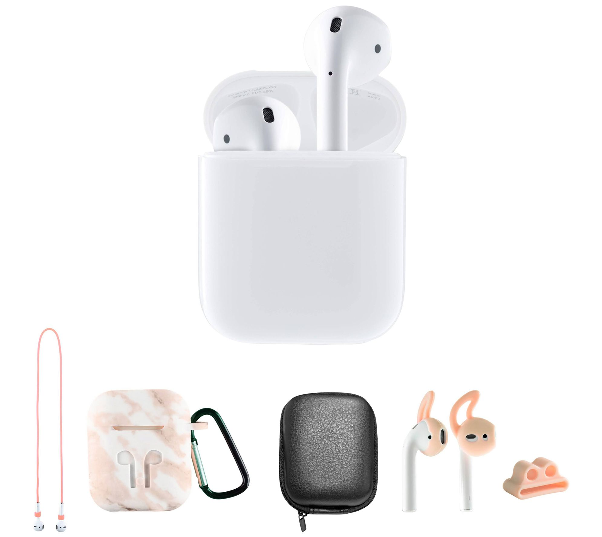 7% off Apple AirPods with accessories