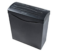 Royal CX6 6-Sheet Crosscut Paper Shredder - E276395