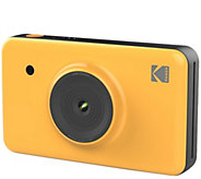 Kodak Mini Shot Digital Dye-Sub Instant Camera - E294495