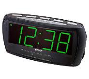 Jensen AM/FM Alarm Clock Radio - E257996