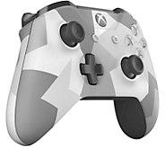 Microsoft Xbox One Wireless Controller - WinterForces - E292096