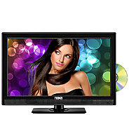 Naxa 19 Class LED TV with Built-In DVD Player - E285597