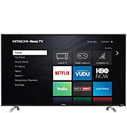 Hitachi 49 Class 4K UHD HDR Smart TV with Roku - E294397