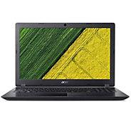 Acer 15.6 Aspire 3 Laptop - Intel Celeron, 4GBRAM, 500GB HDD - E296097