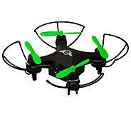 Sky Rider Mini Glow Pro Quadcopter Drone w/ Camera - E296697