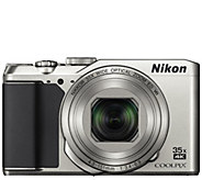 Nikon Coolpix A900 Wi-Fi Camera - 4K Ultra HD,35X Zoom - E295398