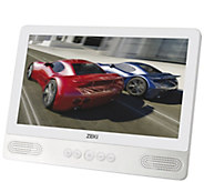 Zeki 9 Tablet/Portable DVD Player Combo - E289299