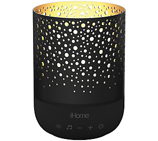 iHome Zenergy Meditative Light & Sound TherapyCandle