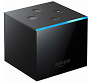 Amazon Fire TV Cube Streaming Media Player withAlexa & 4K UHD - E295199