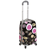 Fox Luggage 20 Carry On Spinner Luggage - F249100