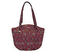 Travelon Anti-Theft Bucket Handbag with RFID - F12802