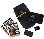 The Flex Belt Abdominal Toning Belt System - F13302