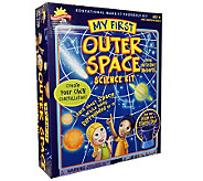 Scientific Explorer Jr. My First Outer Space Science Kit - F248003