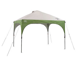 COLEMAN 10x10 Instant Canopy Shelter with UV