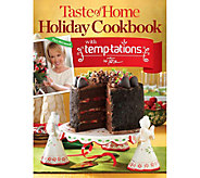 Taste of Home: Temp-tations Holiday Cookbook - F249005