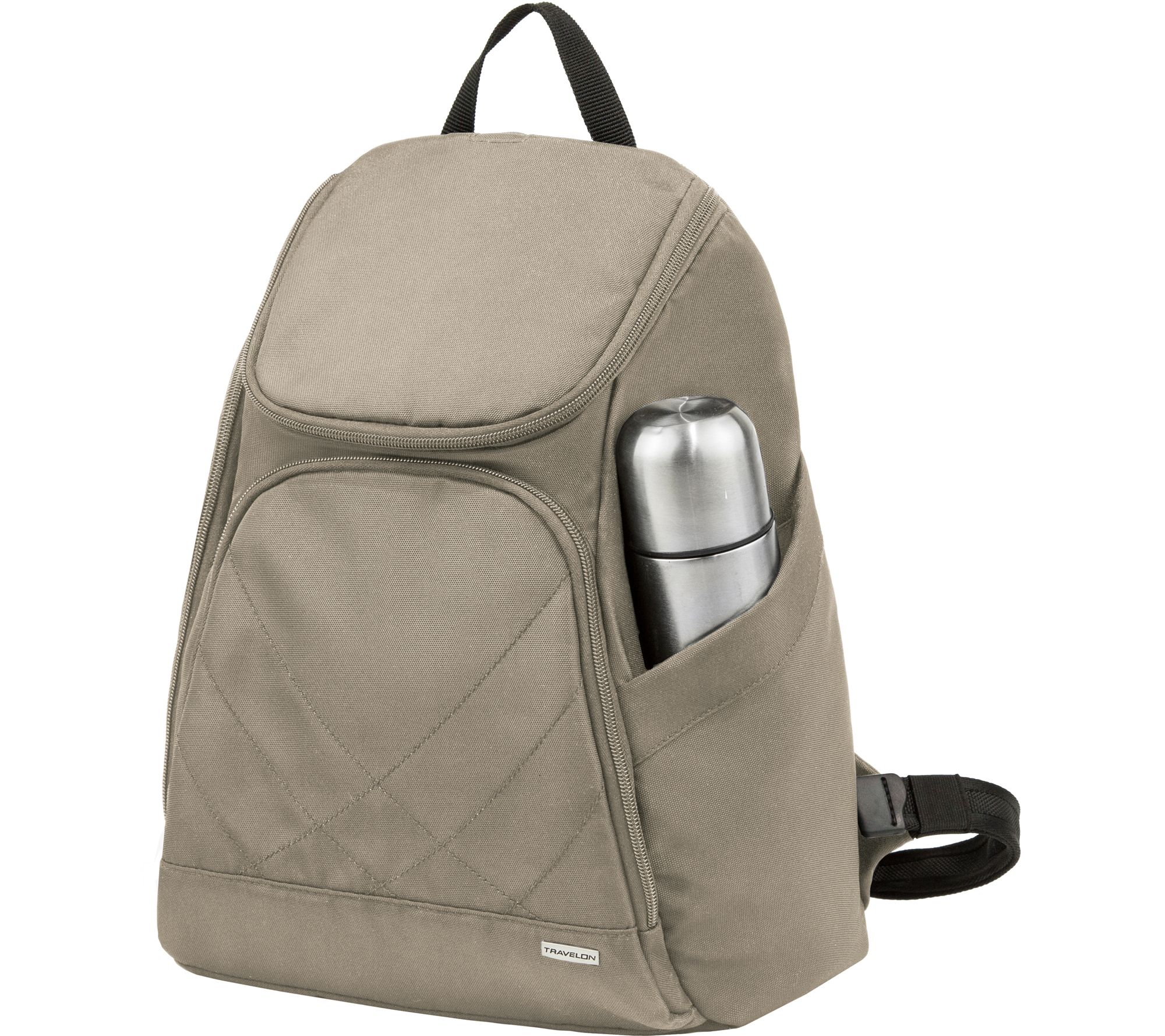 5a443db50043 Travelon Anti-Theft Classic Backpack - Page 1 — QVC.com