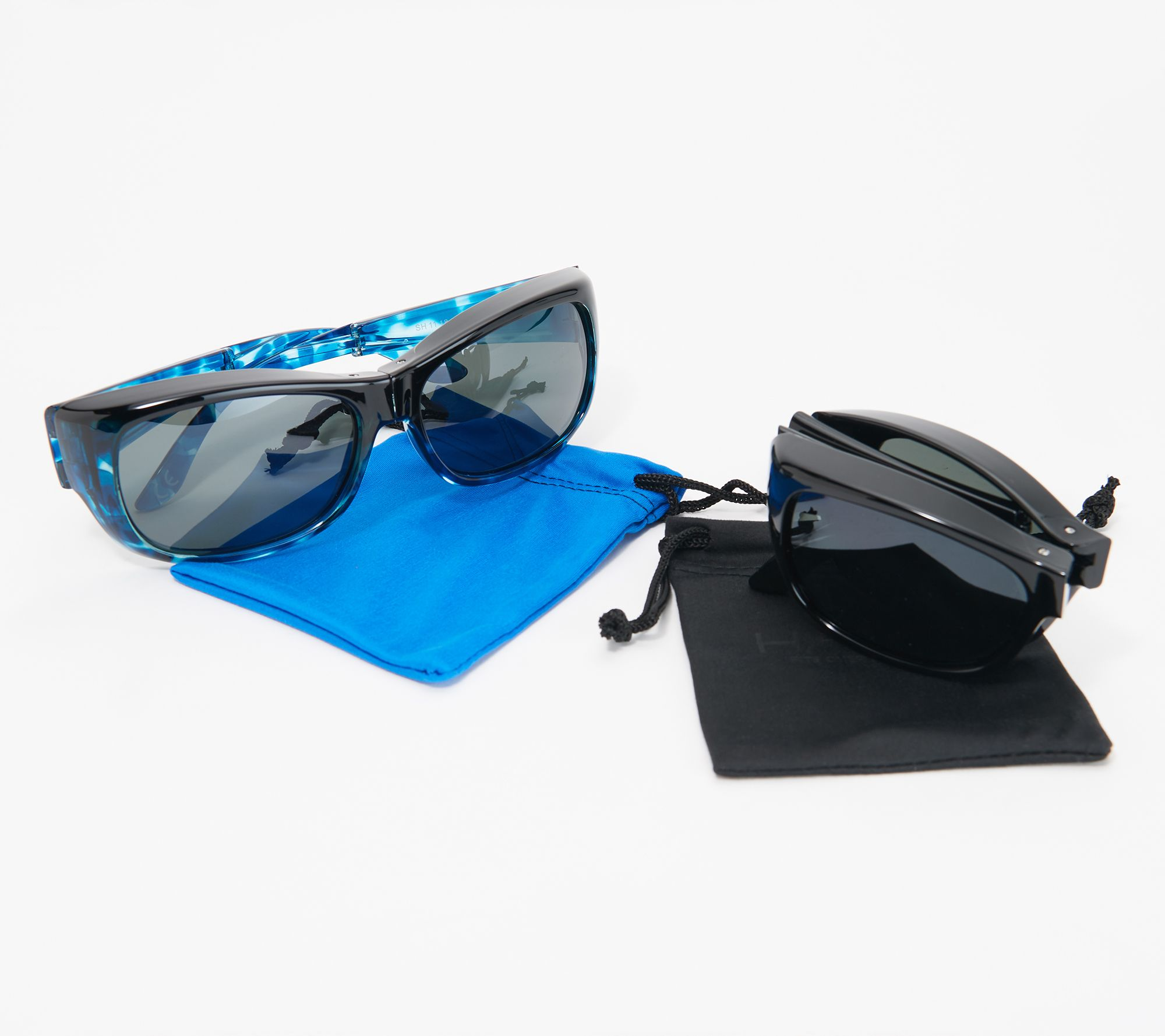 8e7305049 Haven Fits Over Set of 2 Color-Enhanced Sunglasses by Foster Grant - Page 1  — QVC.com