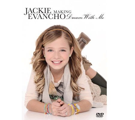 jackie evancho dream with me 14 track cd with bonus dvd page 1