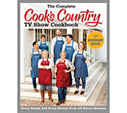 The Complete Cooks Country Cookbook by ATK - F13410
