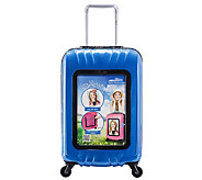 Travelers Club 20 Personalized Carry-On Luggage - Selfie - F249410