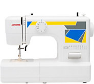 Janome MOD-11 Easy-to-Use Sewing Machine - F249710