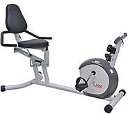 Sunny Health & Fitness SF-RB4601 Recumbent Bike - F249813