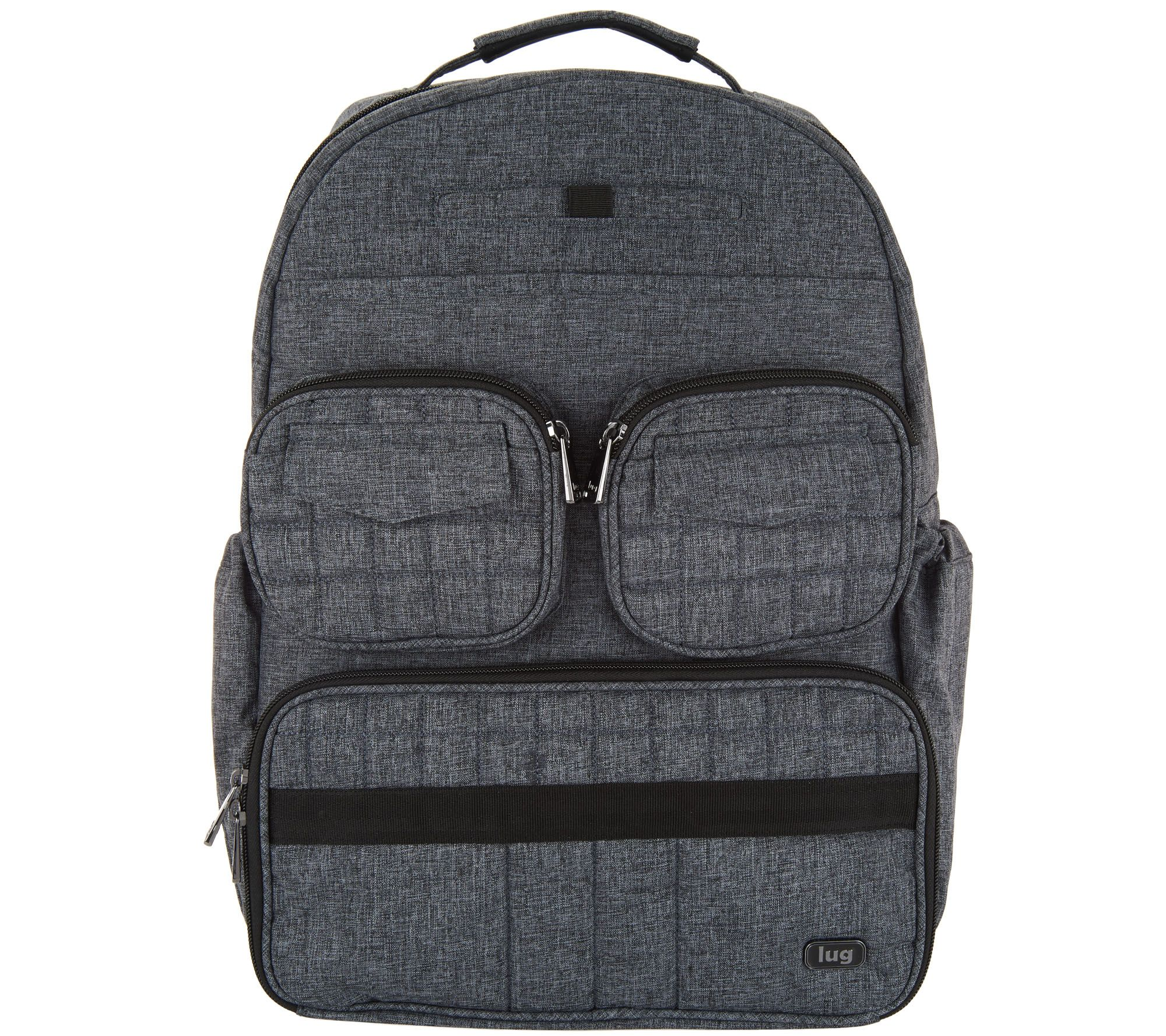 Lug Quilted Puddle Jumper Backpack - Page 1 — QVC.com 32bf63a7c914f