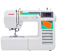 Janome MOD-50 Computerized Sewing Machine - F249720