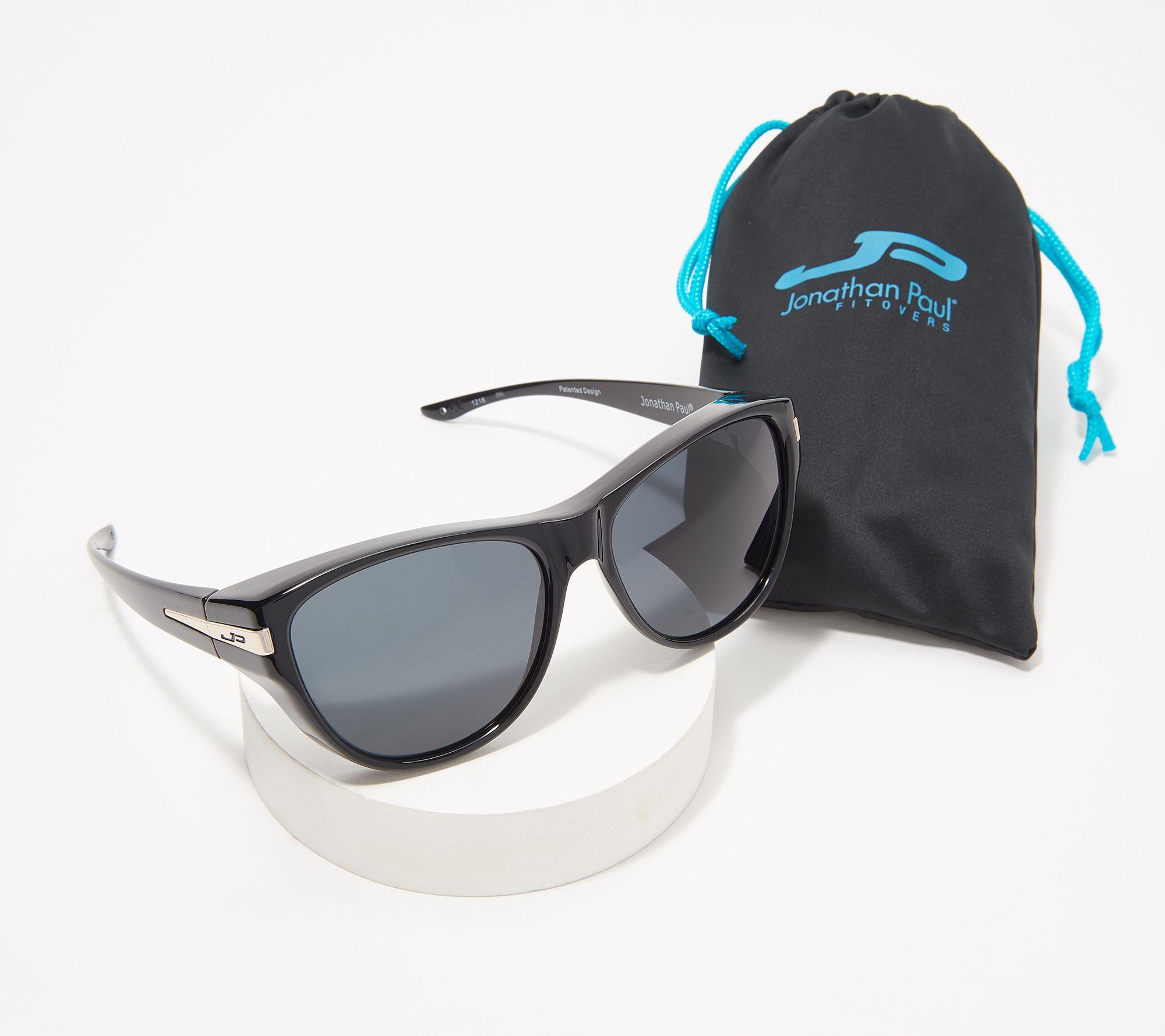 109159c0c55 Jonathan Paul Trendi Fitover Sunglasses with Case - Page 1 — QVC.com