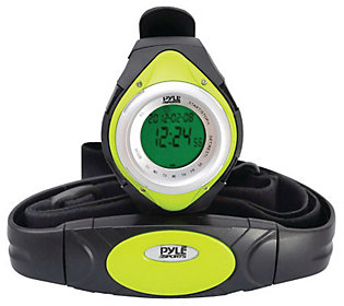 Pyle PHRM38GR Heart Rate Monitor Watch -