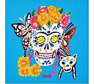 Diamond Dotz Cat Lady 15-3/4 x 15-3/4 Facet Art Kit - F232322