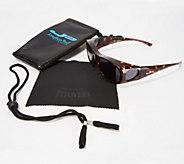 Jonathan Paul Sunni Classic Fitover Sunglasses with Case - F13523