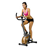 Marcy Magnetic Upright Bike - F195123