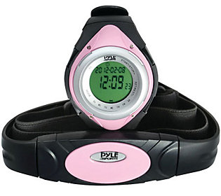 Pyle PHRM38PN Heart Rate Monitor Watch -
