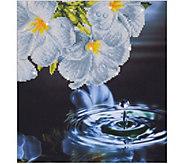 Diamond Dotz Water Droplet 15-3/4 x 17 FacetArt Kit - F232324