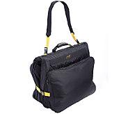 A. Saks Lightweight Expandable Garment Bag - F249124