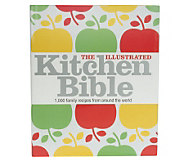 The Illustrated Kitchen Bible by Victoria Blashford-Snell - F07627