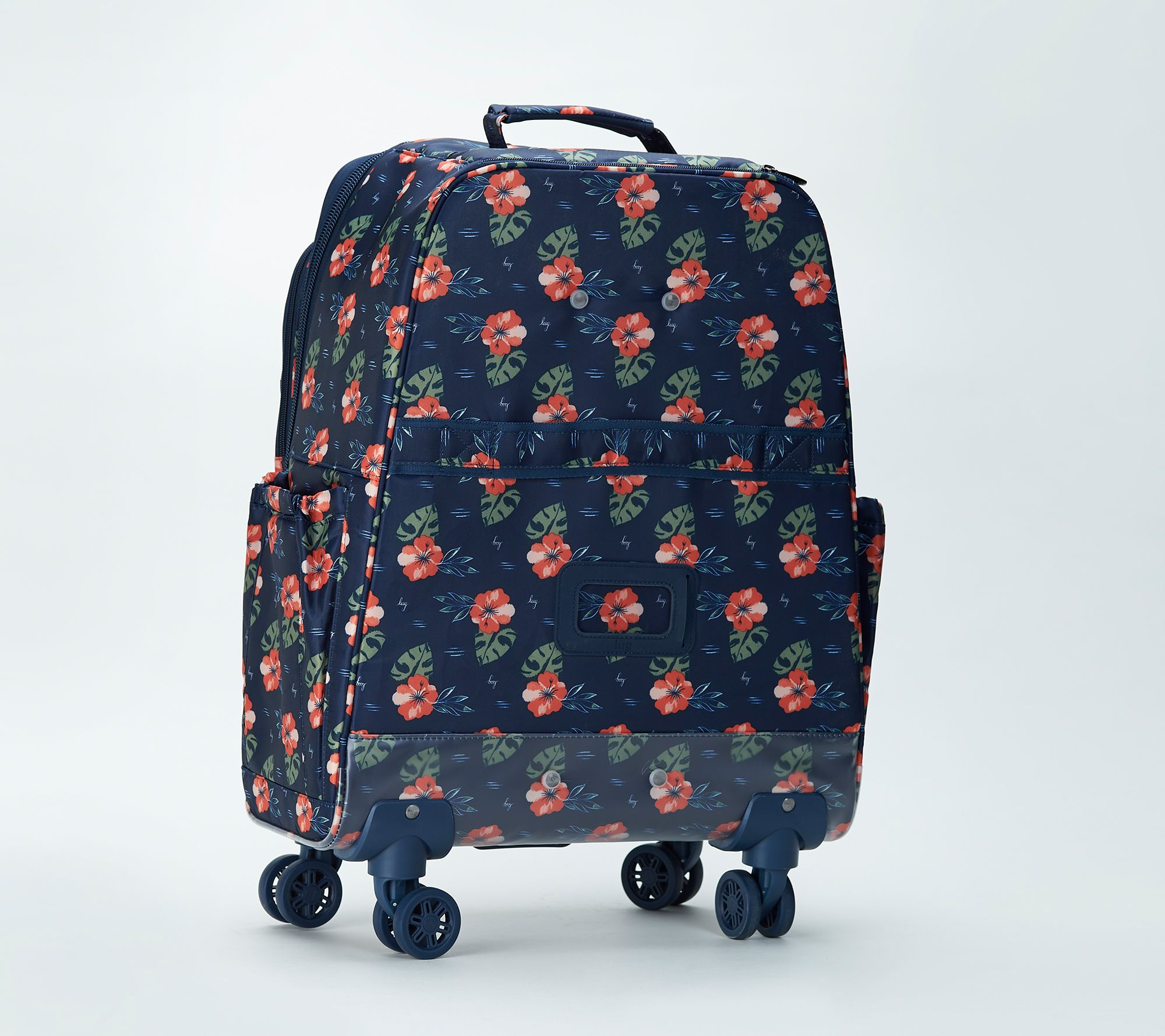 Lug Travel Roller Bag - Puddle Jumper Wheelie 2 - Page 1 — QVC.com 2752d1c55ddf0