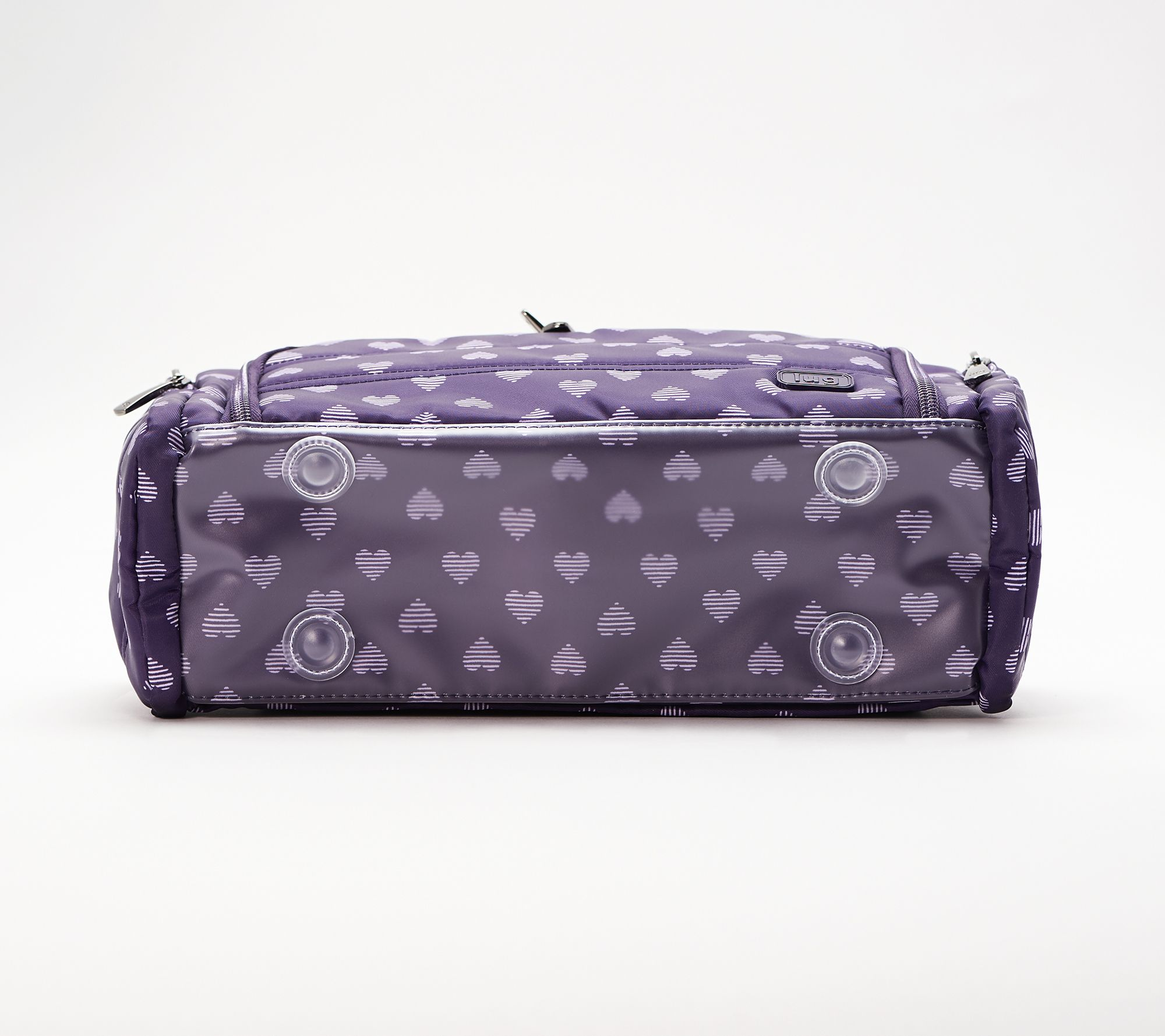 Lug Cosmetic Case -Trolley - Page 1 — QVC.com e1277d3173ed6