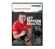 Total Gym Advanced Program DVD - F248128