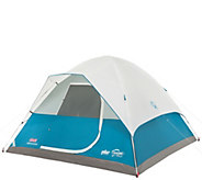 Coleman Longs Peak Fast Pitch Weathertec Six-Person Dome Tent - F249528