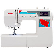 Janome MOD-100 Electronic Sewing Machine - F249831